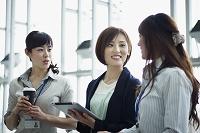 ビジネススタイルの日本人女性