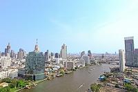 タイ バンコク チャオプラヤー川