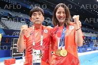 2020 東京五輪:競泳 日本代表
