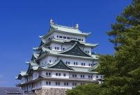愛知県 名古屋城 天守閣