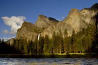 アメリカ カリフォルニア ヨセミテ国立公園