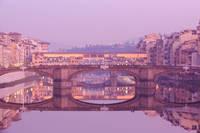 アルノ川 フィレンツェ
