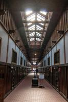 網走市 博物館網走監獄 舎房及び中央見張所