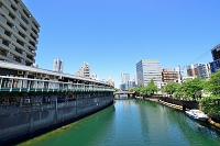 神奈川県 横浜市 大岡川