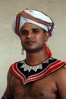 スリランカ人の男性