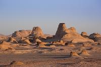 イラン ルート砂漠