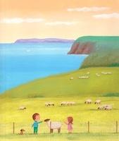 島々の羊達