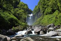 北海道 賀老の滝
