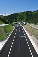 静岡県 新東名高速の俯瞰