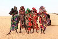 ニジェール トゥブ族