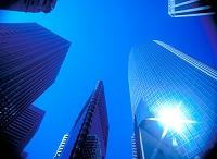 都市 ビルディング