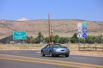 アメリカ・アリゾナ州 ルート66