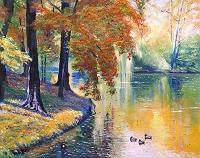 デイヴィッド・ロイド・グローバー 「The Duck Pond」
