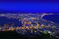 北海道 函館市街 夜景