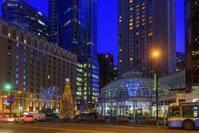 カナダ バンクーバー クリスマス