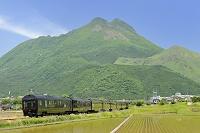 大分県 由布岳