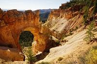 アメリカ合衆国 ユタ州 ブライスキャニオン国立公園