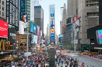 ニューヨーク タイムズ・スクエア