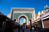 モロッコ ブージュルード門