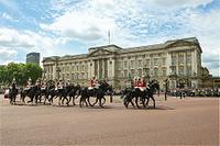 イギリス 騎兵交代式 ロンドン