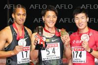 陸上:日本選手権