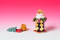 南雲木彫 祝餅子