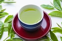 日本茶と茶葉