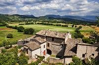 イタリア スペッロ 古い農場
