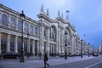 フランス パリ 北駅の外観