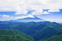 秋田県 白神山地と岩木山