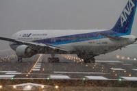 大阪府 伊丹空港 ボーイング767-300