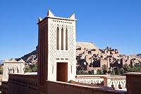 モロッコ カスバ街道 アイット・ベン・ハドゥ