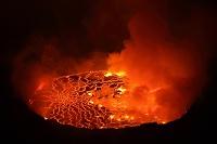 コンゴ民主共和国 ニーラゴンゴ火山
