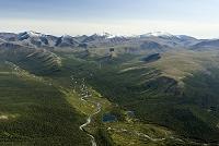 ロシア ウラル山脈