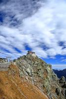 富山県 立山・雄山山頂と雄山神社
