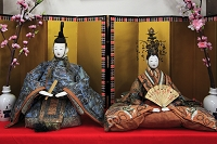 新潟県 町家の人形さま巡り 昔のお雛さま(矢部家所蔵)