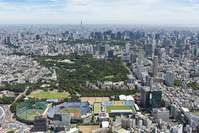 東京都 港区 赤坂御用地