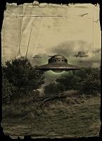 イラスト UFO
