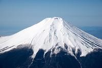 富士山(高度4,000mより撮影)
