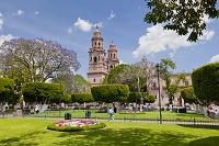 メキシコ モレーリア カテドラル