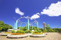 神奈川県 相模原麻溝公園の時計台