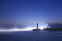 朝の氷見漁港
