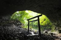 宮崎県 天安河原 天岩戸神社