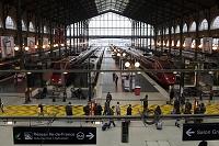 フランス パリ北駅