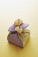 風呂敷の花包み