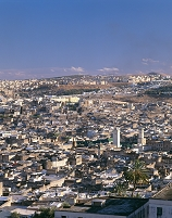 モロッコ フェズ 市街眺望