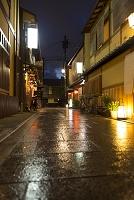 京都府 祇園の町家街