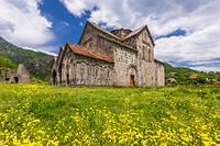 アルメニア ロリ地方 アクタラ修道院