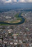 東京都 多摩川川崎競馬練習馬場周辺