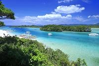 沖縄県 川平湾